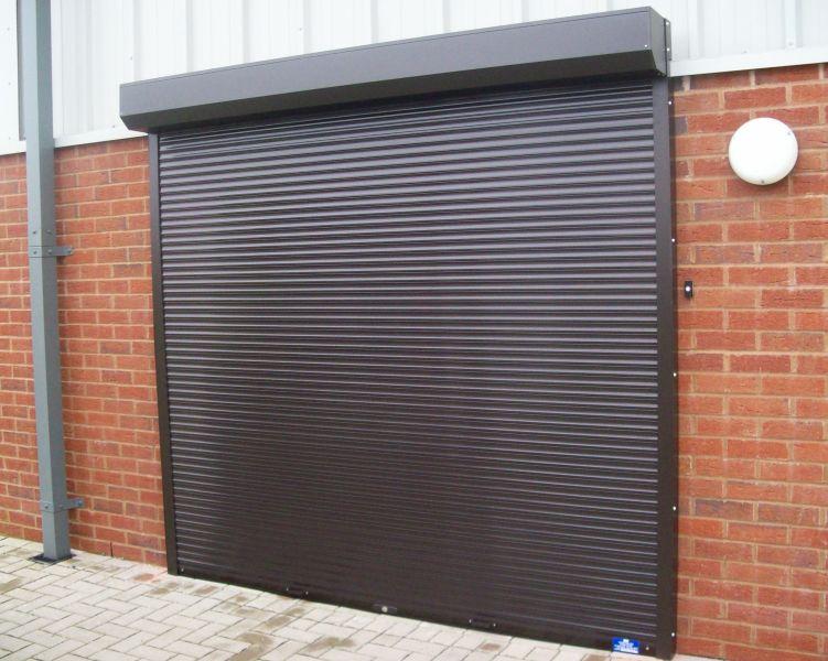 Roller Shutter Door : K aluminium roller shutters versatile security
