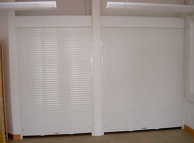 K25 Aluminium Roller Shutters Versatile Security Shutters