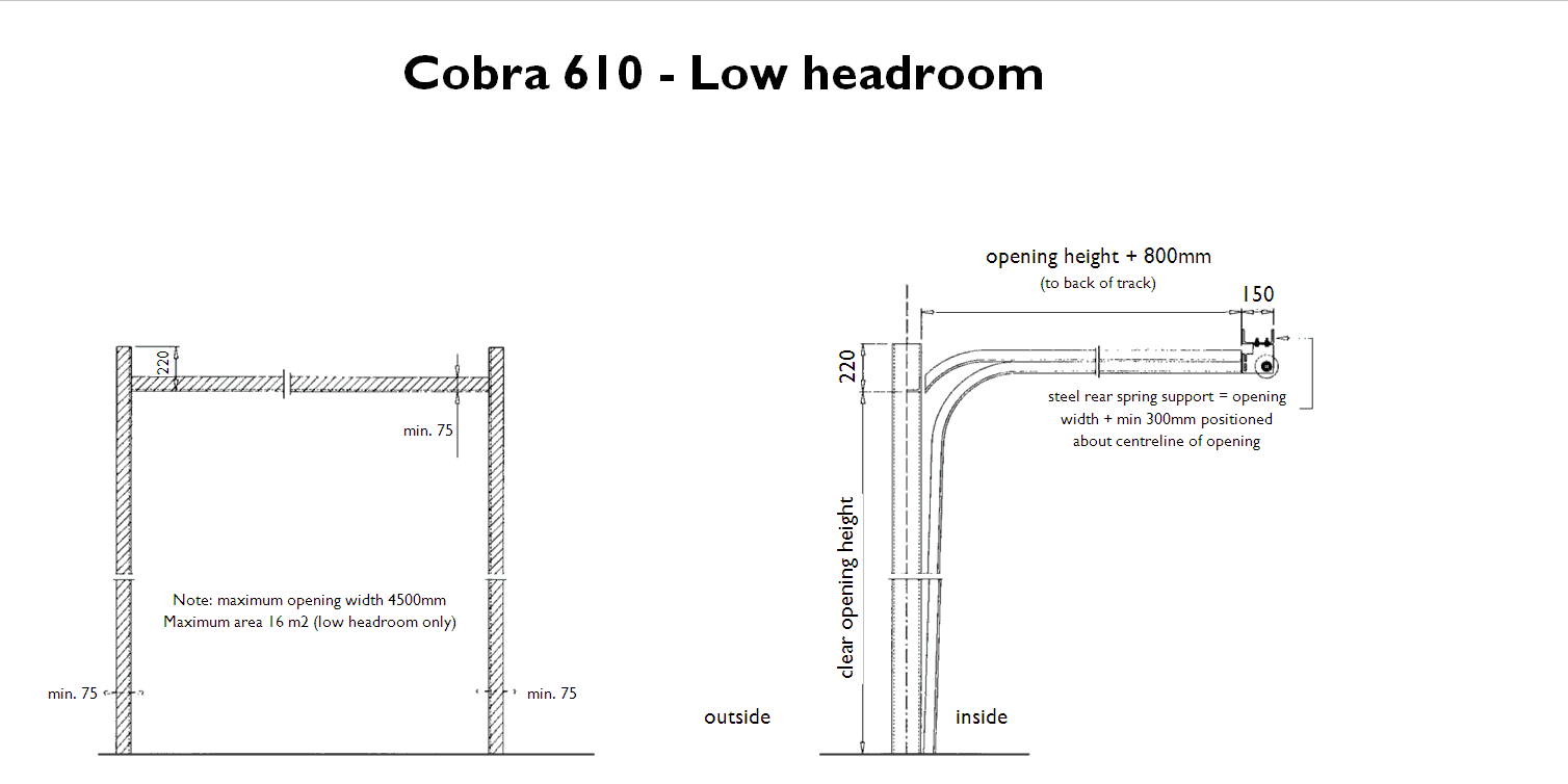 Overhead Door Cad Details Overhead Door Garage Pole Barn