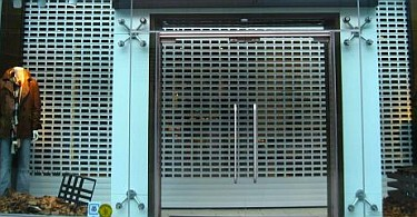 Seceurovision 800 Roller Shutters
