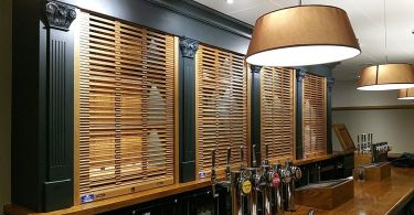 Wooden Roller Shutters Hvp Security Shutters