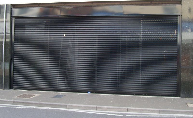 Viewguard And Screenguard Classic Security Roller Shutters